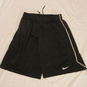 Nike Men's Large Black Athletic Shorts